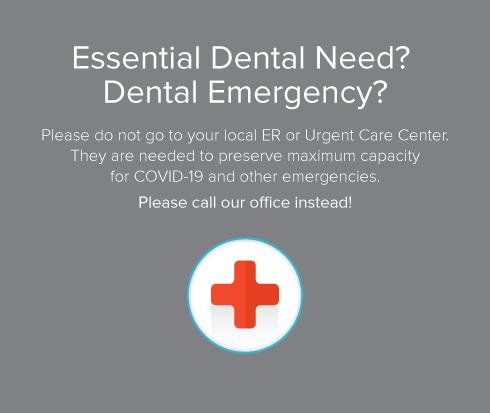 Essential Dental Need & Dental Emergency - Dentists of Stone Oak